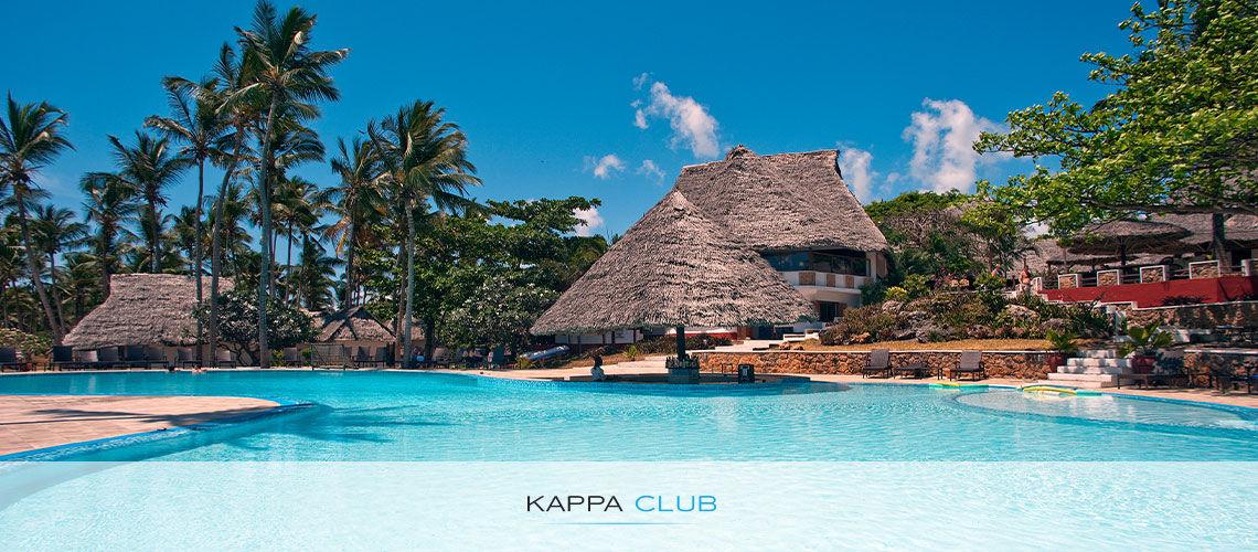 Hôtel kappa club zanzibar karafuu 5*