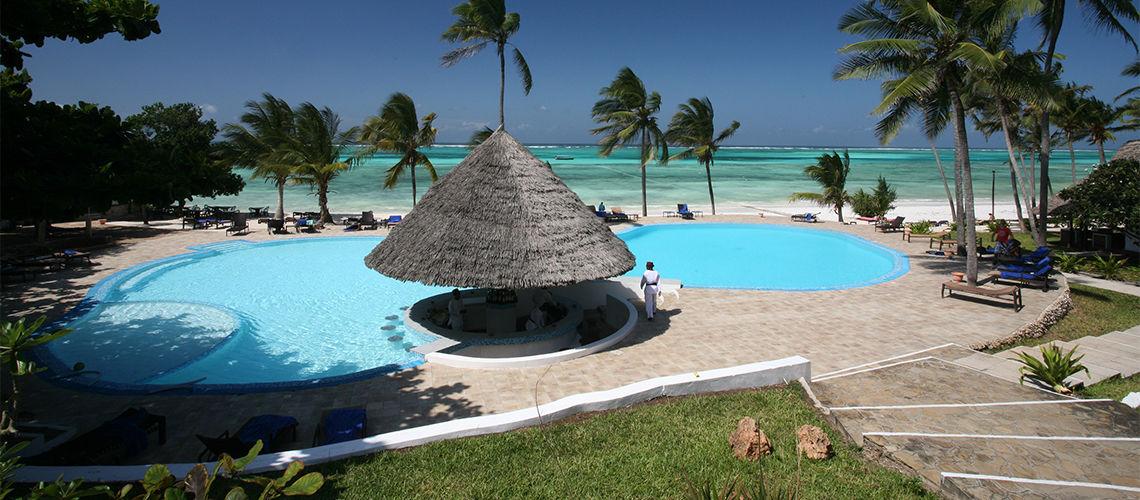 Tanzanie - Zanzibar - Kappa Club Zanzibar 5*