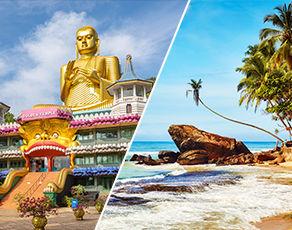 Les Incontournables du Sri Lanka et Extension Kappa Club Anantaya Resort & Spa 5*