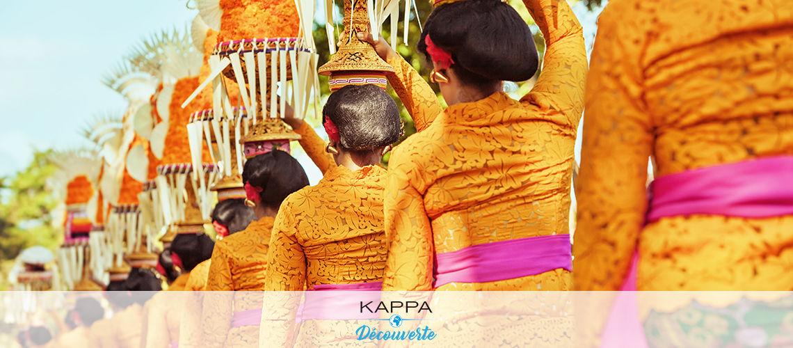 Circuit Kappa Découverte Trésors de Bali & Extension Nusa Dua Beach Hotel & Spa 5*