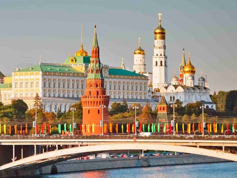 Weekend Moscou au Complet - 3 Nuits