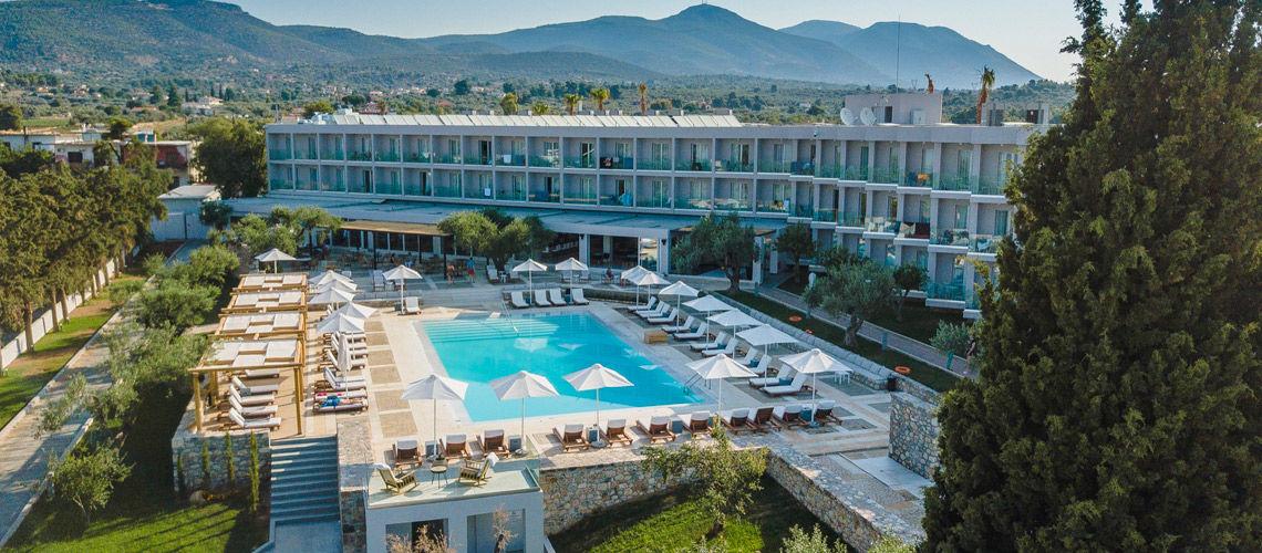 Grèce - Grèce continentale - Ile d'Eubée - Club Coralia Amaronda Resort 4*